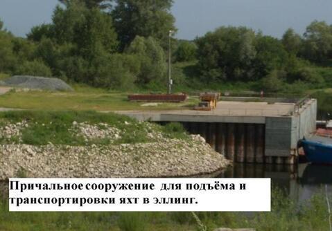 Яхт-клуб, комплекс зданий (незаверш. строительством) - Фото 2