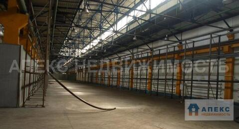 Аренда помещения пл. 2900 м2 под производство, склад Климовск . - Фото 1