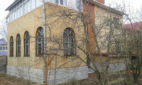 Дом 350 кв м Участок 15 сот Новорязанское ш 47 км от МКАД Бронницы . - Фото 1