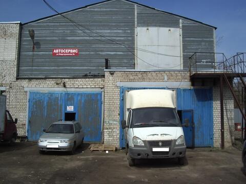 Сдаётся помещение под автосервис, Аренда гаражей в Твери, ID объекта - 400034775 - Фото 1