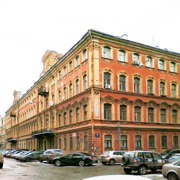 Комплекс из трех зданий в центре Санкт-Петербурга - Фото 1