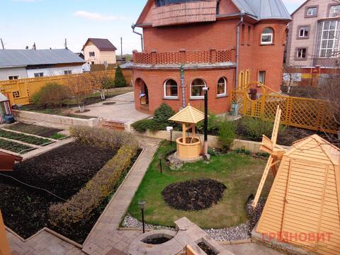 Добротный дом с отличной баней в 10 минутах от Новосибирска - Фото 1