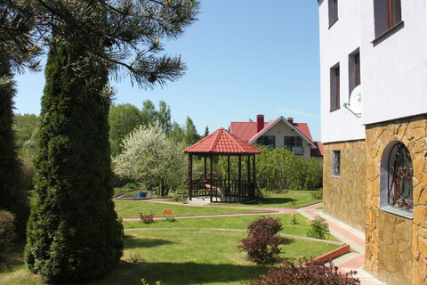 Коттедж под ключ на участке с ландшафтным дизайном в с.Вороново - Фото 2