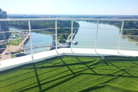 Пентхаус в ЖК Адмирал с видом на реку и парк - Фото 1