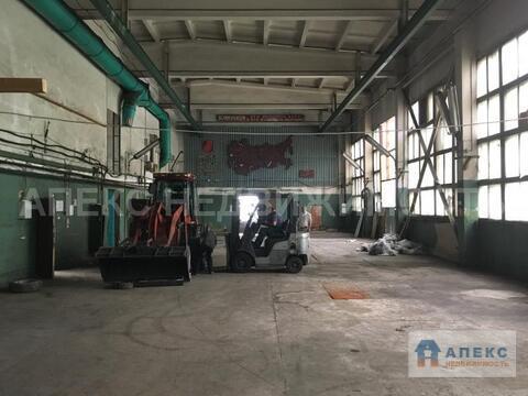 Аренда помещения пл. 805 м2 под склад, производство, , Чехов . - Фото 1