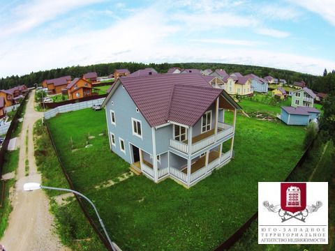 Продажа дома 180 м2 на участке 9 соток - Фото 1