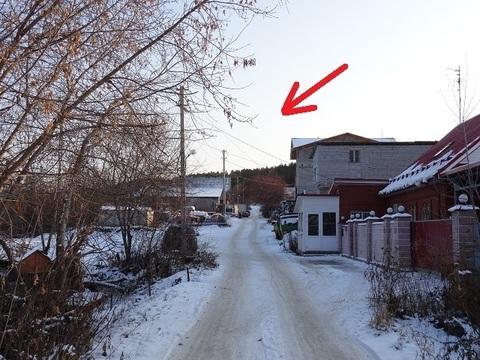 Участок на жилой улице, Нижнеисетский район Екатеринбурга - Фото 1