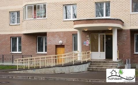 Продается 1-комнатная квартира в Зеленограде корпус 828 в новом доме - Фото 2
