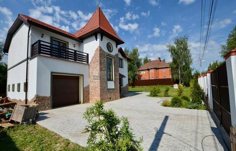 Новый дом 240 кв.м, Участок 10 сот. , Новорязанское ш, 20 км. от . - Фото 2