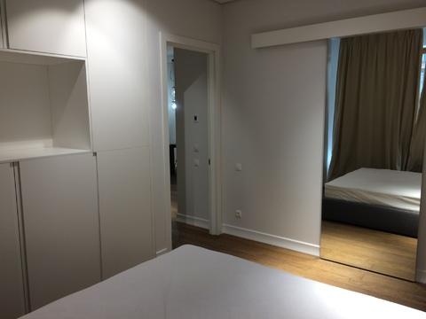 Royal House on Yauza - Аренда, 75 кв.м, 2 спальни и кухня-гостиная, Аренда квартир в Москве, ID объекта - 330824979 - Фото 1