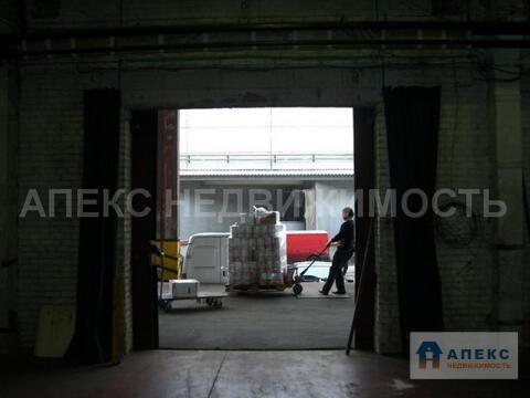 Аренда склада пл. 646 м2 м. Волгоградский проспект в складском . - Фото 2