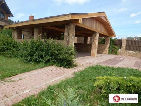 Деревянный дом под ключ 380м2, на участке 20.9 соток, 33 км от МКАД. - Фото 4