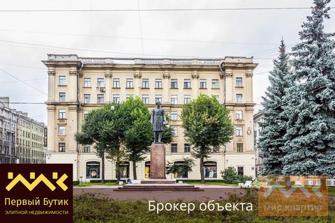 Квартира в сталинском доме в центре Петроградки - Фото 1