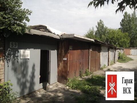 Сдам капитальный гараж. ГСК Строитель, Щ Академгородка, возле пту-55. - Фото 1