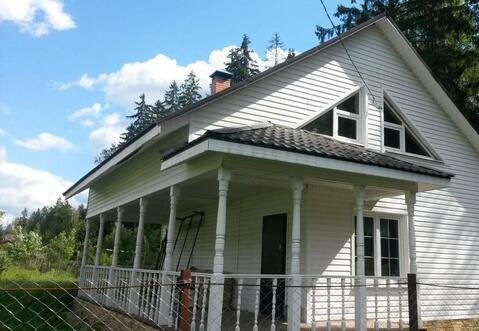 Продается 2х этажная дача 145 кв.м. на участке 6 соток - Фото 1
