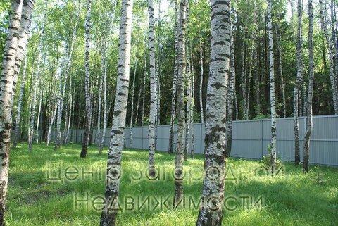 Участок, Киевское ш, 23 км от МКАД, Милюково, коттеджный поселок. . - Фото 2