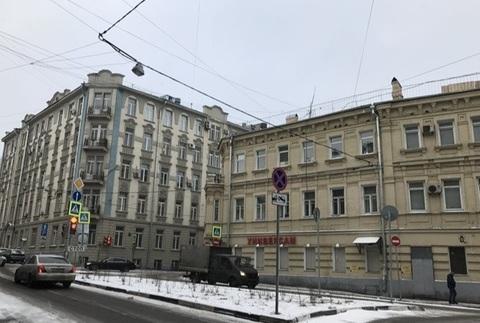 Торговое помещение по адресу Лялин пер, д.5 - Фото 2