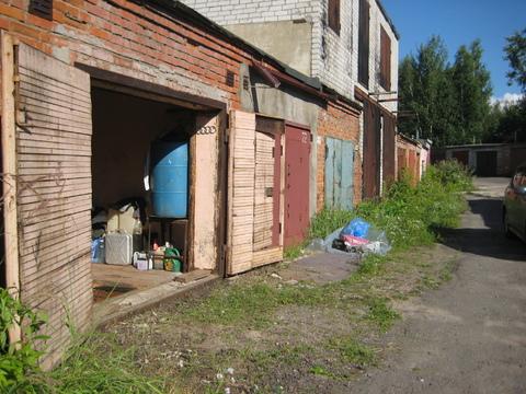 Продается гараж в г.Клин, Ильинская слободка, 19 - Фото 1