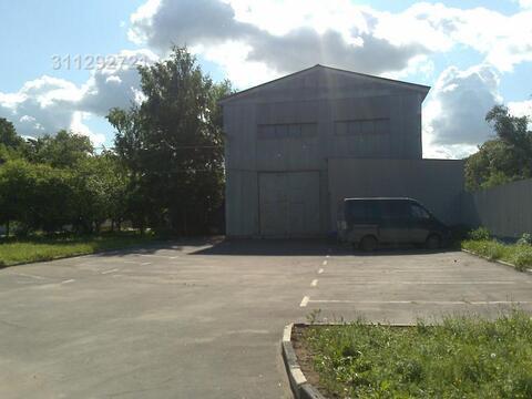 Два холодных складских ангара 500 кв.м. и 500 кв.м. (с кран балкой 3,2 - Фото 4