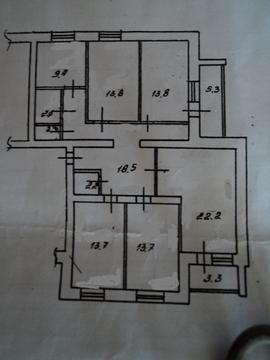 5 ком.квартира по ул.Шоссейная - Фото 1