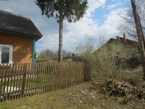 Продам дом из бревна 40 м2 в с. Истомино, Калужской обл, Тарусского р. - Фото 5
