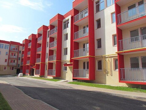 1к квартира 39 кв.м. Звенигород, мкр-н Шихово, малоэтажка - Фото 3