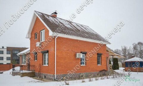 Новорижское ш. 27 км от МКАД, Красный Поселок, Дом 250 кв. м - Фото 3