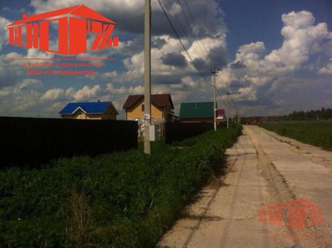 Зем. участок 15 соток с. Душоново Щелковский район - Фото 1