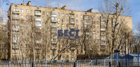 Трехкомнатная Квартира Москва, улица Судостроительная, д.49, корп.1, . - Фото 5
