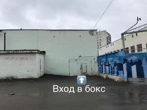 Гаражи и стоянки, ул. Посадская, д.28 к.Б - Фото 1