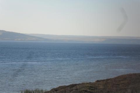 Участок 94 сот. на берегу Волги в с. Приволжское (38 км от Энгельса) - Фото 1