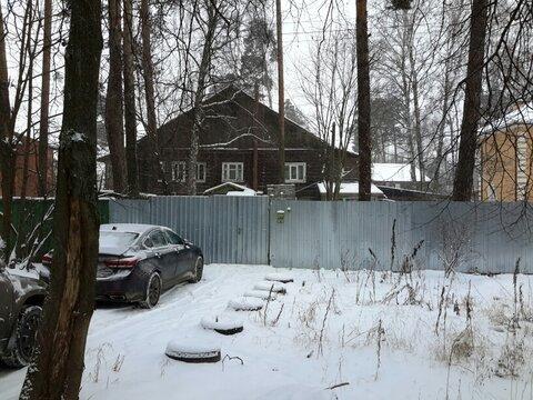 Часть дома Пушкино, ул. Добролюбова - Фото 1