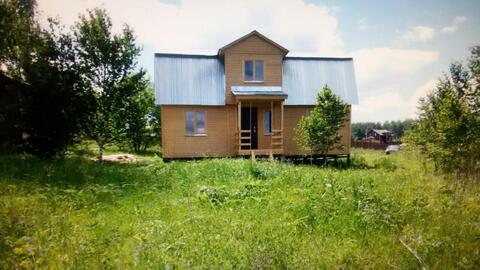 Продам 2-эт.дом в д. Выдумки, Заокского р-на, Тульской области - Фото 3