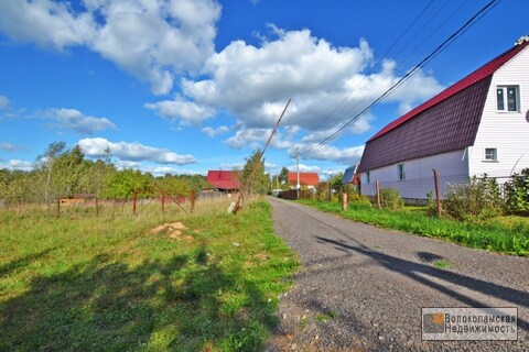 Участок 12 соток в деревне Федцово (жд станция в доступности) - Фото 1