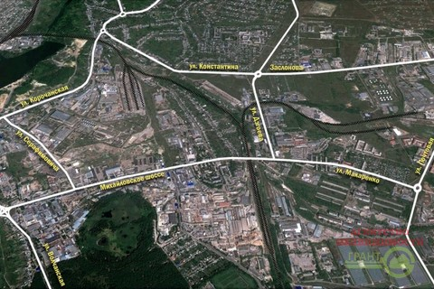 Земельный участок под ИЖС в восточной части города