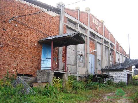 Кирпичное строение (бывшая фабрика) - 90 км Щёлковское шоссе - Фото 1