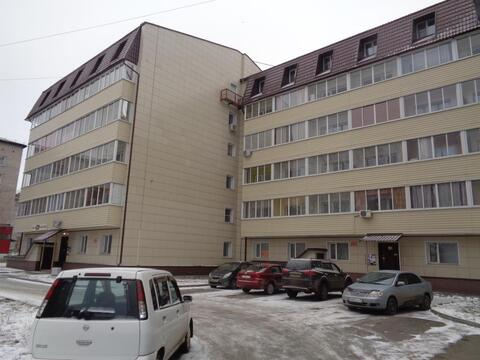 1-к квартира пр.т Коммунаров, 120а, Купить квартиру в Барнауле по недорогой цене, ID объекта - 322979230 - Фото 1