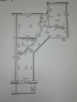 Продажа 2-комнатной квартиры, 66.5 м2, Героя Николая Рожнева, д. 4 - Фото 2