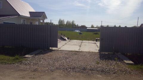 Продается земельный участок 19 соток с гостевым домиком и гаражом - Фото 3