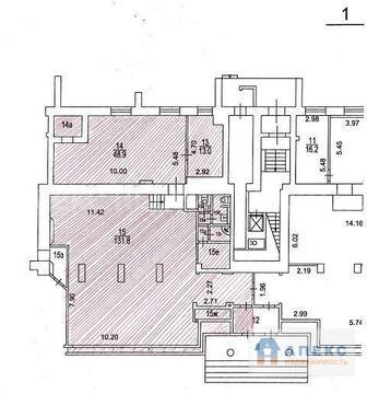 Аренда помещения свободного назначения (псн) пл. 230 м2 под авиа и ж/д .