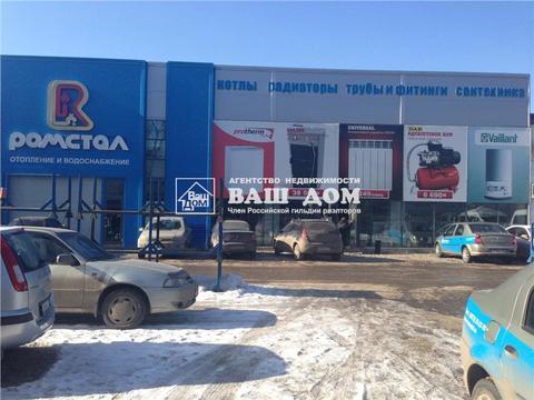 Торговое помещение по адресу г. Тула, Новомосковское шоссе, 54 - Фото 1