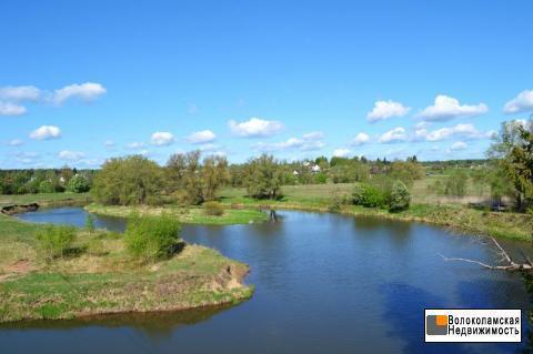 Участок 25 соток в деревне Лазарево (река Руза в 500м.) - Фото 5