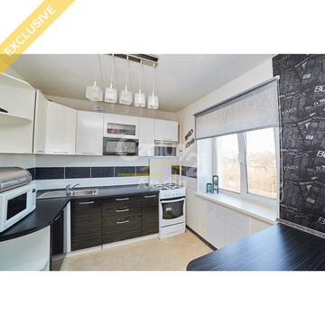 Продажа 1-к квартиры на 5/5 этаже на ул. Луначарского, д. 3 - Фото 2