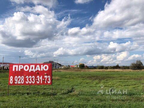 Продажа участка, Яблоновский, Тахтамукайский район, Улица Тургеневское . - Фото 1
