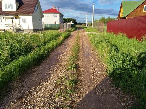 Продам участок 8 соток возле п. Михнево Ступинского района - Фото 1