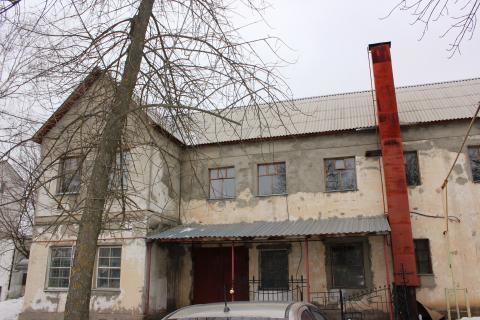 Промышленное здание. Общая полезная площадь здания 1660м2 - Фото 1