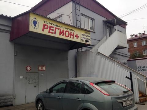 Сдается Склад. , Иркутск г, улица Баррикад 129 - Фото 4