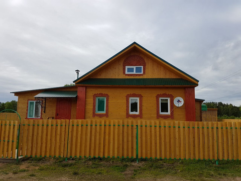 Продажа дома, Сомино, Бокситогорский район - Фото 2