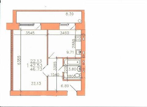 Продажа квартиры, Рязань, Канищево, Купить квартиру в Рязани по недорогой цене, ID объекта - 317110013 - Фото 1