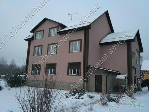 Калужское ш. 10 км от МКАД, Расторопово, Коттедж 450 кв. м - Фото 1